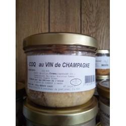 Coq au vin de champagne