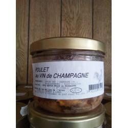 Poulet au vin de champagne